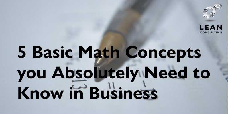 Basic Math Concepts