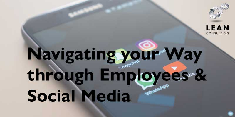 Employees and Social Media