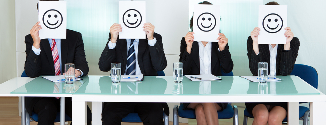What's the point of an employee engagement survey?