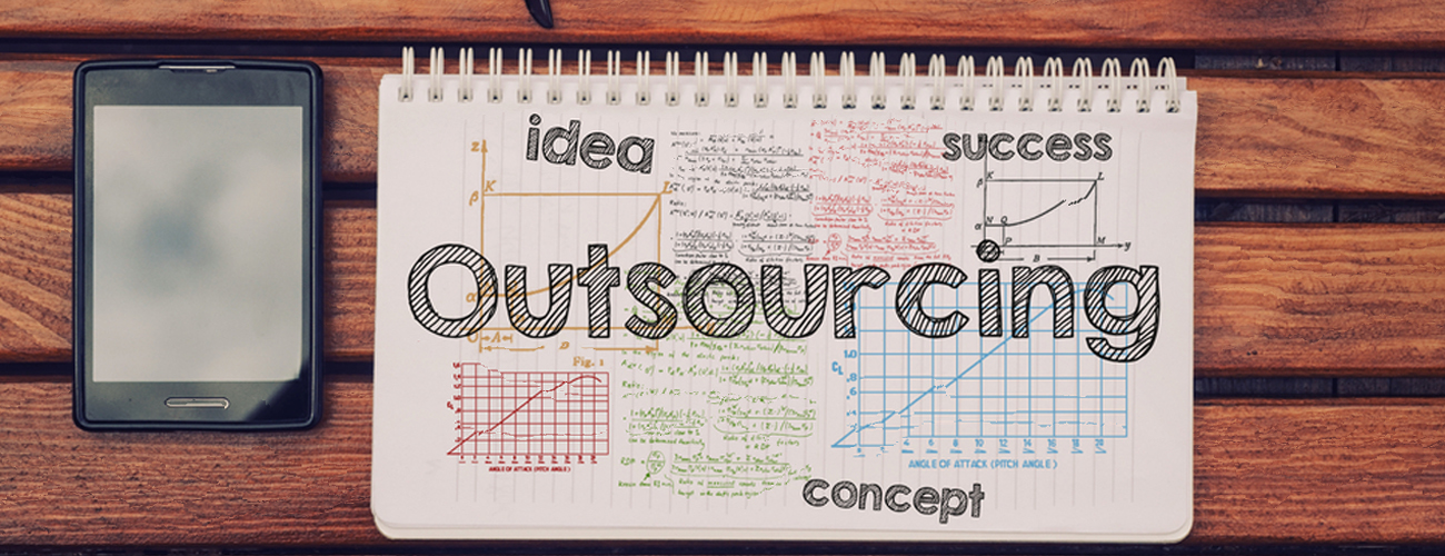 Why outsource to big companies?