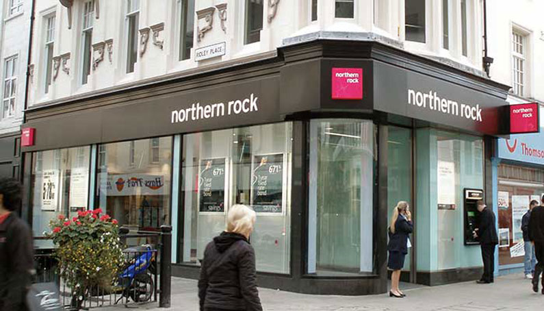 Northern Rock Case Study