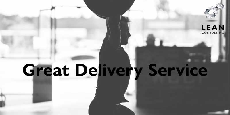 Great Delivery Service
